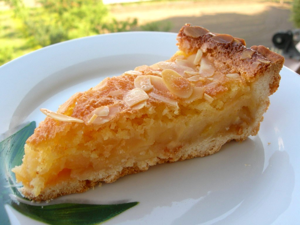Pasqualina in cucina crostata mele e mandorle for Crostata di mele