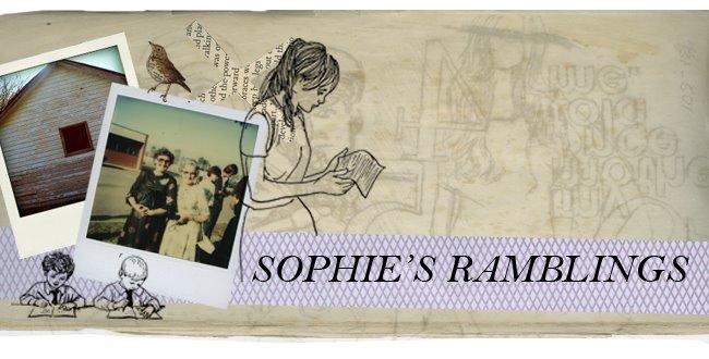 Sophie's Ramblings