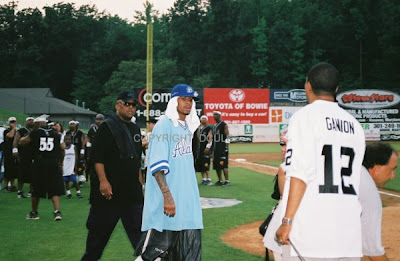 Allen Iverson at 2006 celebity game