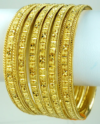 design in gold at tanishq | Fashion and Costume Jewelry | Bangles Je