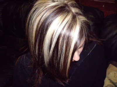 roxy hair blonde highlights
