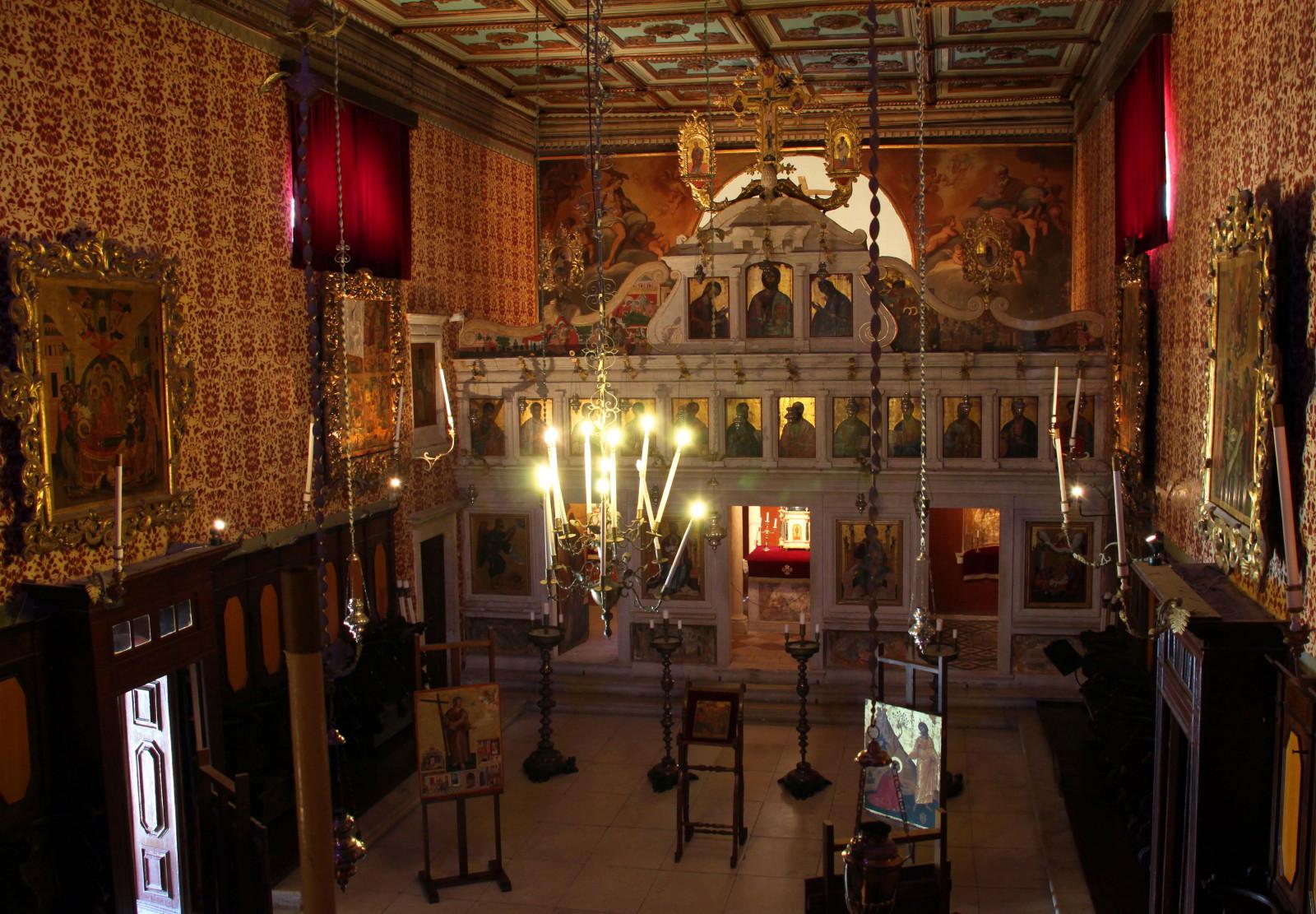 Corfu Town, world heritage: Antivouniotissa (Byzantine Museum)
