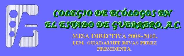 Colegio de Ecólogos en el Estado de Guerrero, A.C.