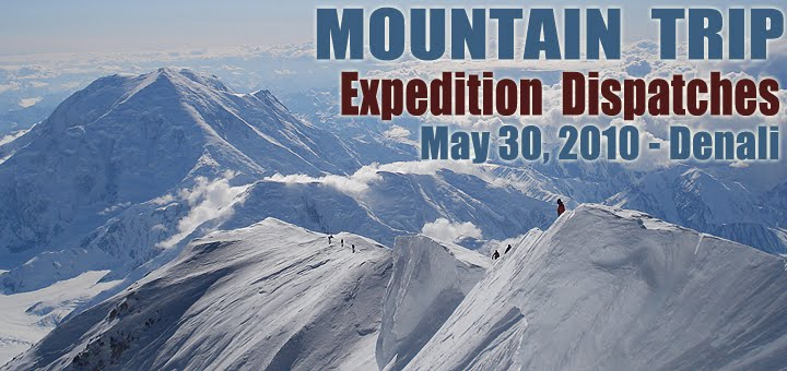 May 30, 2010 Denali Expedition