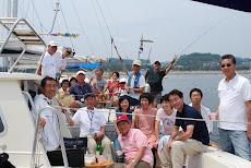 八景島沖ピクニック