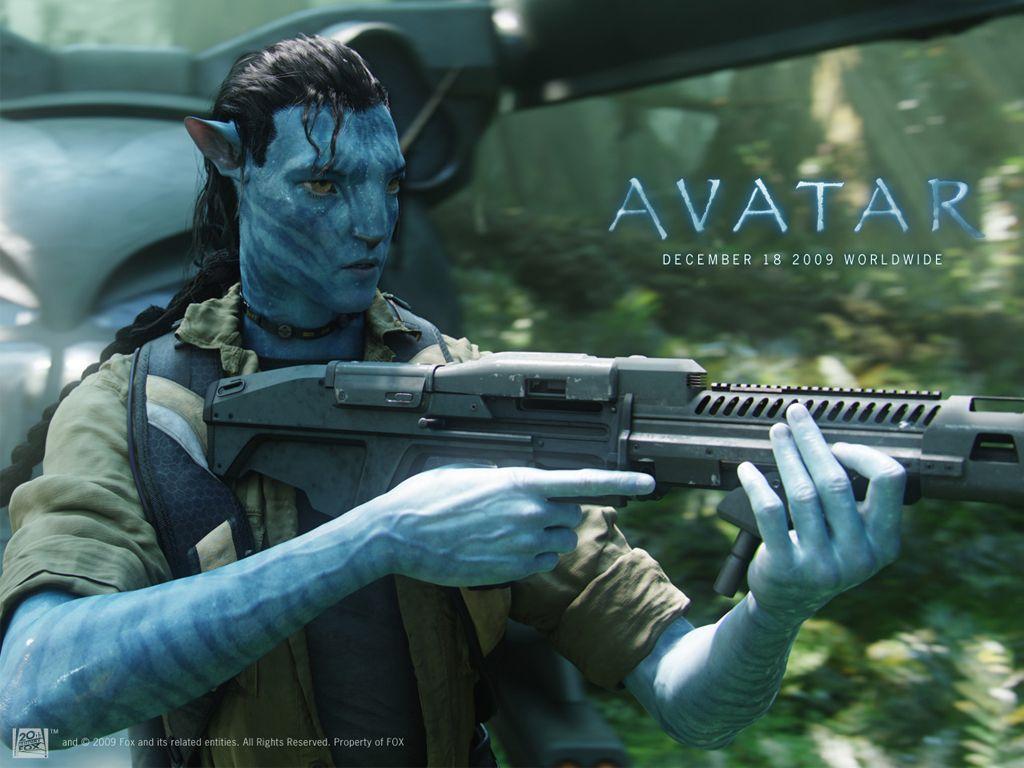 Wallpaper si trailer pentru filmul Avatar. Poze 1024 x 768 din Avatar