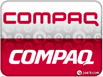 Compaq rebranding
