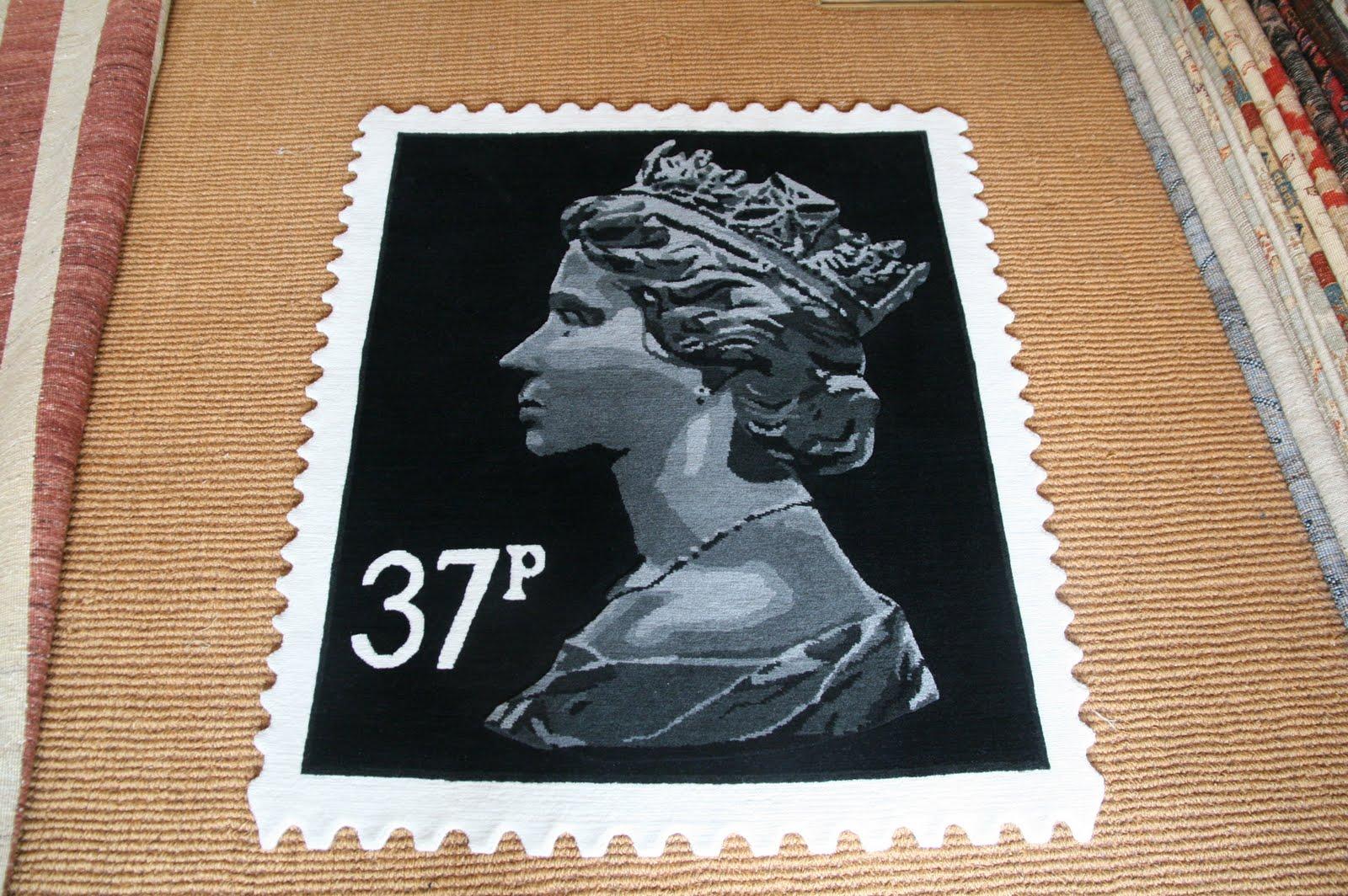 Stamp Rug rugs of petworth
