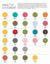 In Color Chart  2011