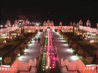 Ramoji Film city.