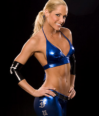 Sri lankan art hot and sexy wwe divas michelle mccool for Hottest wwe diva