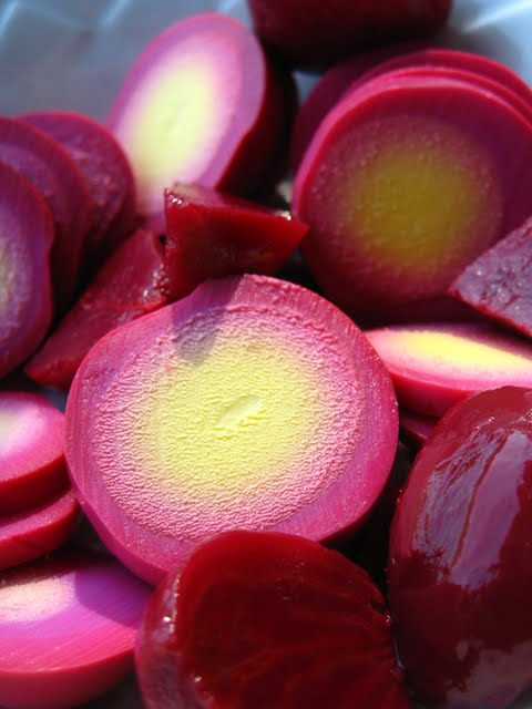 Babushka's Kitchen: Red Beet Pickled Eggs