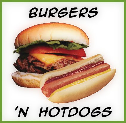 burgers and hot dogs. BEEF BURGERS AND HOT DOGS