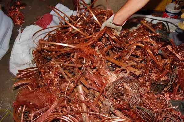 El robo de cable de cobre continúa siendo un serio problema
