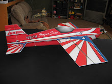 My first RC plane