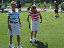 Kels & Ash golf tournament