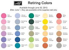 Retiring Colors
