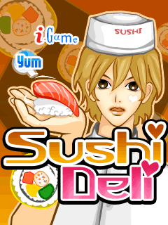 Sushi Deli 240x320 Java Game