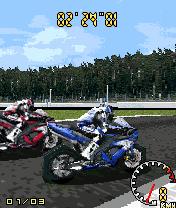 3D Gerçek Motorsiklet Yarışı Oyunu