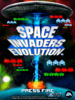 Space Invaders Evolution Space Invaders.png