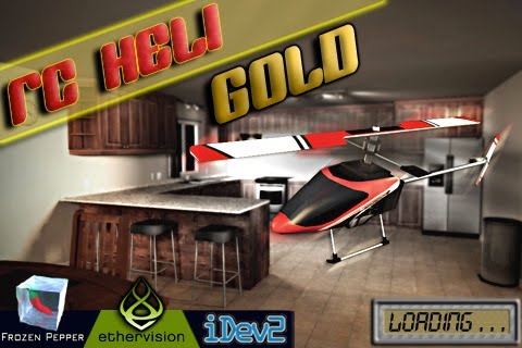 Ipod Touch Gold. RC Heli Gold IPA iPhone iPod