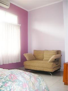 d354in for you: warna untuk rumah mungil yang sehat