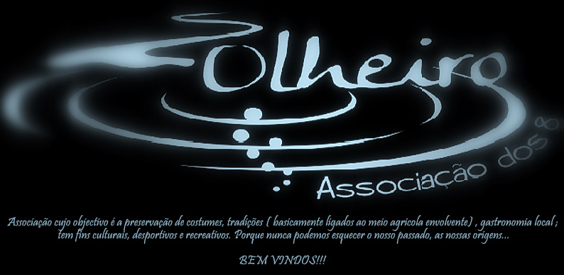 OLHEIRO - Associação dos 8