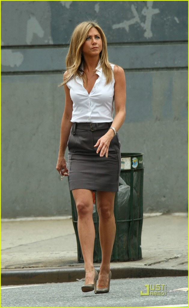 In praise of: Jennifer Aniston's Style