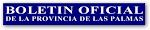BOLETIN OFICIAL DE LA PROVINCIA DE LAS PALMAS