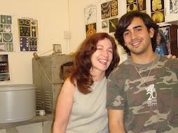 ALINA Y NORLAND, juntos en el amor, el trabajo y la vida