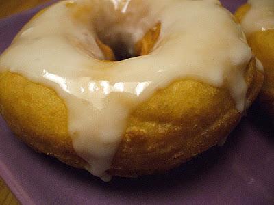 Homemade Cake Donuts