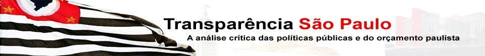 Transparência São Paulo - segurança, educação, saúde, trânsito e transporte, servidores