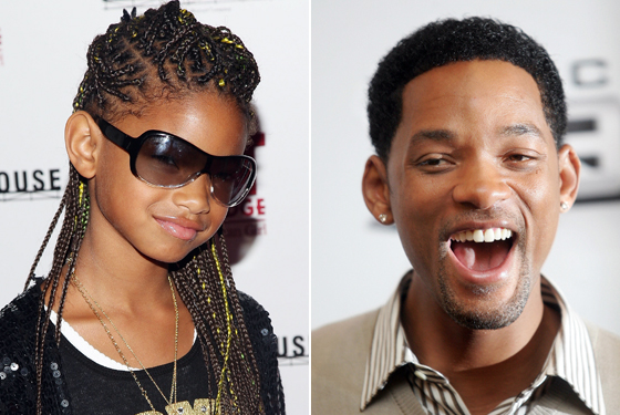 will smith family pics. will smith and family 2010.