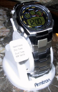 Wr165 armitron watch instructions