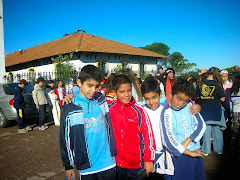 Ángel, Juanma, Esteban y David