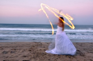 Consider, Trash the dress on fire