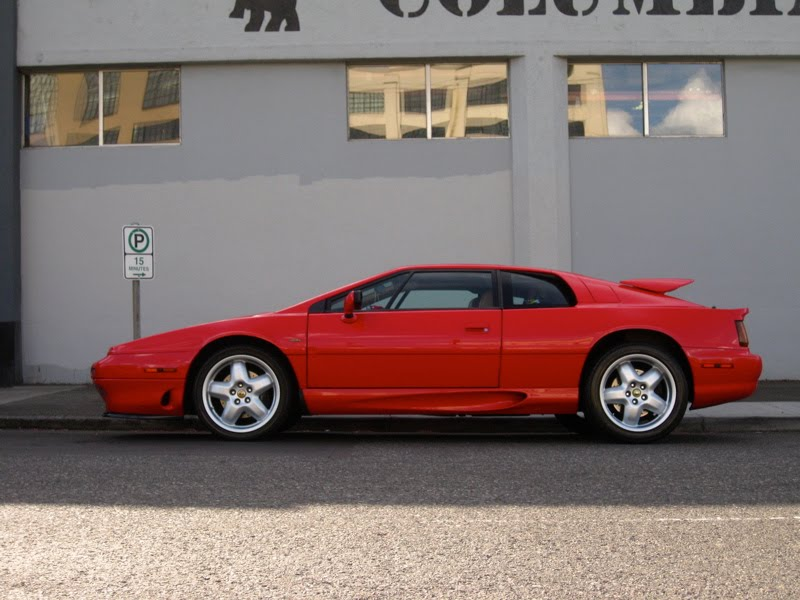 1994 Lotus Esprit Se Related Infomationspecifications Weili