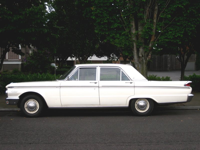 63 Mercury Meteor for Sale http://www.oldparkedcars.com/2010/07/1963-mercury-meteor-custom-sedan.html