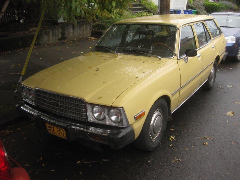1977 Toyota Corona Specs
