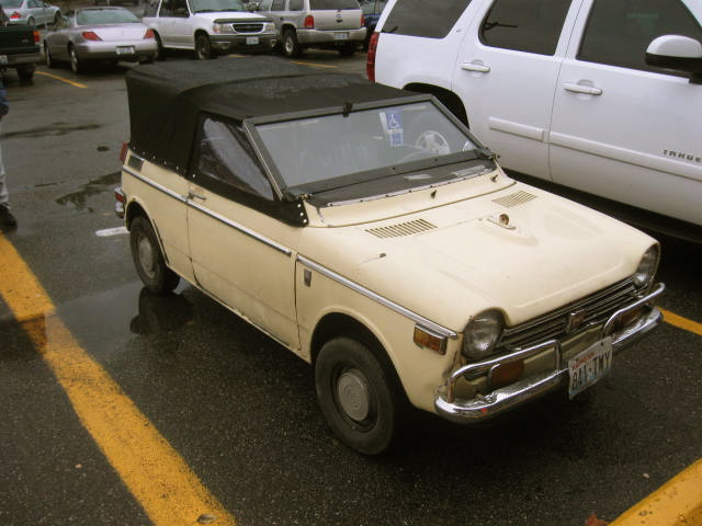 Old Parked Cars Reader Submission 1970 Honda N600