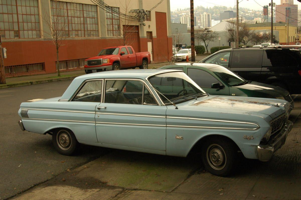 1964 Ford Falcon Futura Coupe.