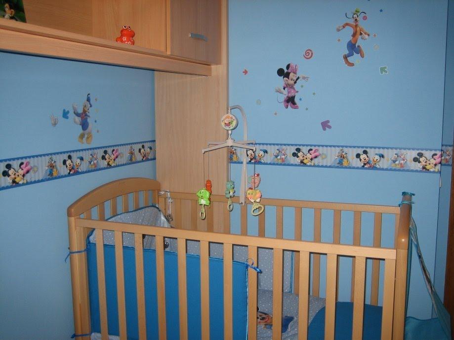 Habitaciones bebe habitacion baby disney - Habitaciones infantiles disney ...