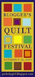 Blogger's Quilt Festival Fall 2009
