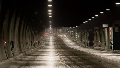 tunel de la muerte...