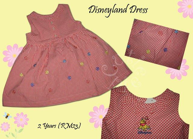 Disneyland Dress