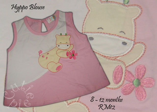 Baby Hyppo Blouse
