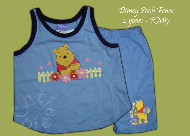 Disney Pooh Fence