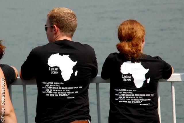 Bless Benin & Liberia