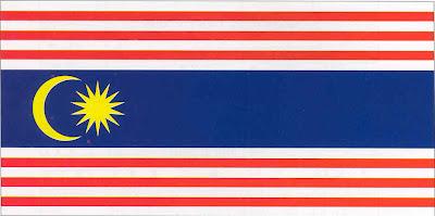 Bendera wilayah persekutuan kuala lumpur bendera ini berteraskan