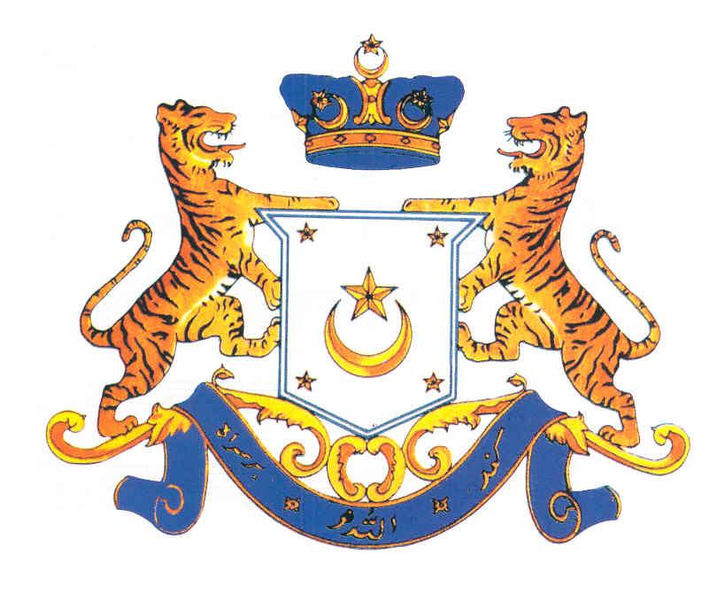 latar belakang jata negara amp bendera negeri malaysia